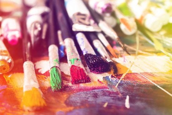 détente peinture sophrologie