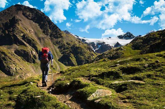 marcher en montagne sophrologie